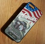 KOOLART AMERICAN MUSCLE DODGE RAM PICKUP Hard Case Cover For Apple iPhone 5 & 5s