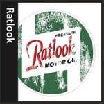 Ratlook & Distressed Stickers