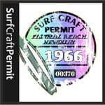 Surf Permit