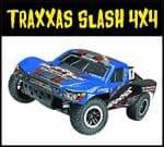 Traxxas Slash 4x4