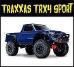 Traxxas TRX4 Sport