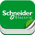 ZCY55 Schneider Electric ROD LEVER GLASS FIBER     DIAM = 3MM / L