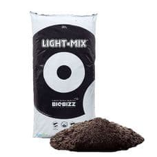 BioBizz Light-Mix Soil 50 Litres
