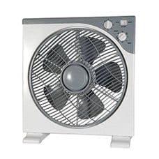 BLT FT-30C Oscillating Box Fan - 12 Inch / 30CM