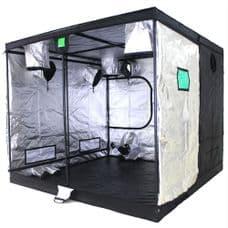 BudBox Pro Grow Tent 240cm x 240cm x 200cm