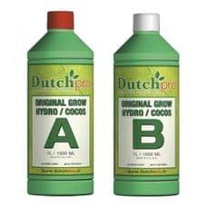 Dutch Pro Hydro/Coco A+B Bloom Nutrient