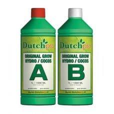 Dutch Pro Hydro/Coco A+B Grow Nutrient
