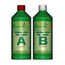 Dutch Pro Soil A+B Grow Nutrient