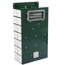 Green Power Commercial 24-Way + 4 Non Timed Sockets Contactor Grow Light Controller