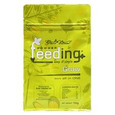 Greenhouse Powder Feed - Grow / Mother Plants 1kg Bag