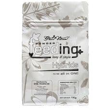 Greenhouse Powder Feed - Hybrids 1kg bag