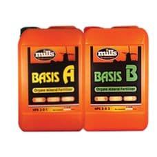 Mills Nutrients Basis A + B