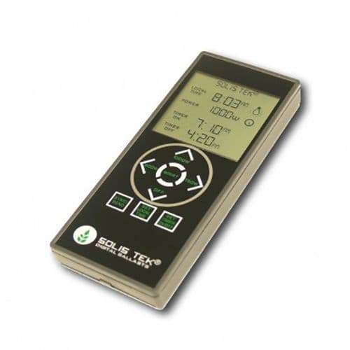 SolisTek Remote Control for Matrix SE/DE 1000W Ballast