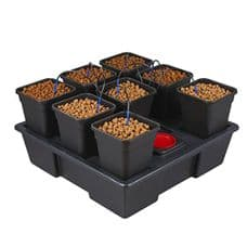 Wilma Large 8 Pot ( 6 Litres ) Complete Dripper System ( NEW STYLE )
