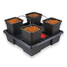 Wilma Small 4 Pot ( 11 Litres ) Complete Dripper System ( NEW STYLE )
