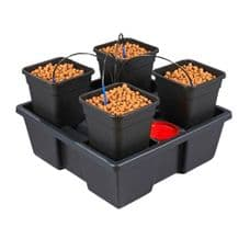 Wilma Small 4 Pot ( 6 Litres ) Complete Dripper System ( NEW STYLE )