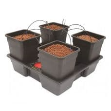 Wilma XL 4 Pot ( 25 Litres ) Complete Dripper System ( NEW STYLE )