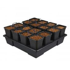 Wilma XXL 16 Pot ( 11 Litres ) Complete Dripper System ( NEW STYLE )