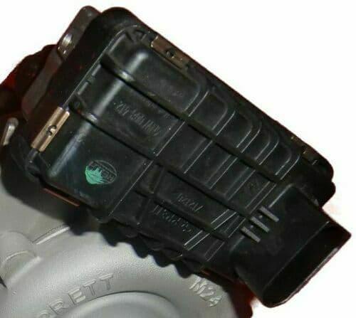 Electronic Turbo Actuator Ford Mondeo 2.0 2.2 Tdci Hella 6nw008412 712120 Garret