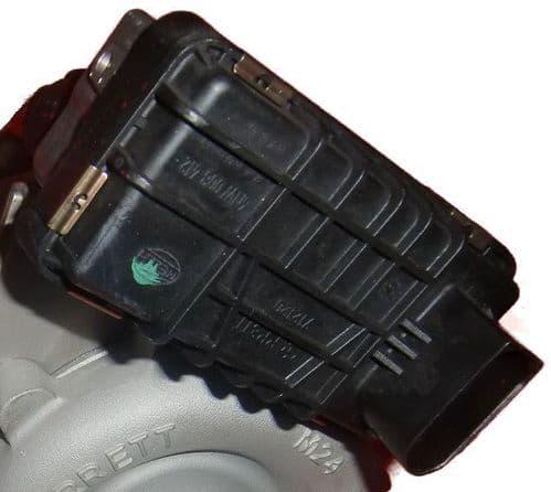 Ford Mondeo Electrical Turbo Actuator Hella Garrett Qyba 115 763647