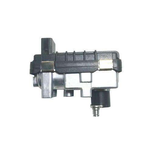 Land Rover Range Rover 4.4L TDV8 Turbo Electronic Actuator 800089 GTB1756VK G-67