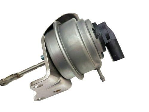 VW Touran 2.0 TDI Turbocharger Actuator Wastegate 125 KW 817081 818988 New