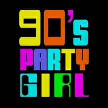 90s Party Girl