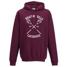 Beacon Hills Lacrosse Hoodie