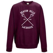 Beacon Hills Lacrosse Sweatshirt