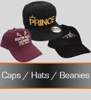 Caps / Hats / Beanies