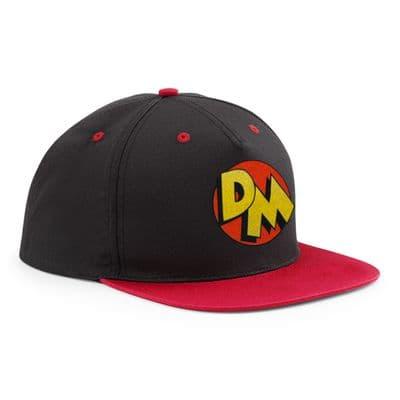 Danger Mouse® Embroidered DM Icon Rapper Cap