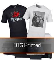 DTG Printed