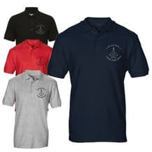 F-35B Lightning II Carrier Strike Group F35 Aircraft Embroidered Polo T-shirt