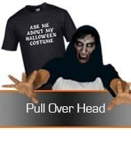 Pull Over Head