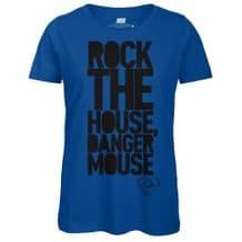 Rock the House Danger Mouse® Ladies T-Shirt