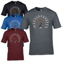 Speedometer 1978 Birthday T-Shirt - Funny Feels Age Year Present Mens Gift