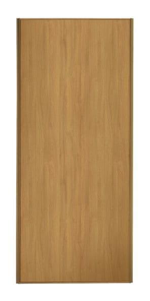 Heritage Oak frame, Oak effect panel door